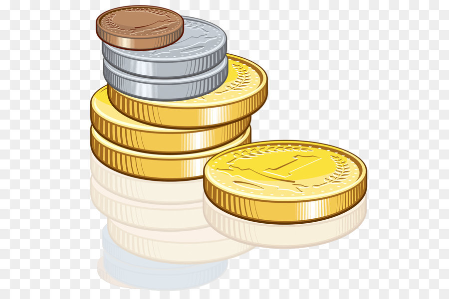gold coin icon clip art coins png image png download 600 598