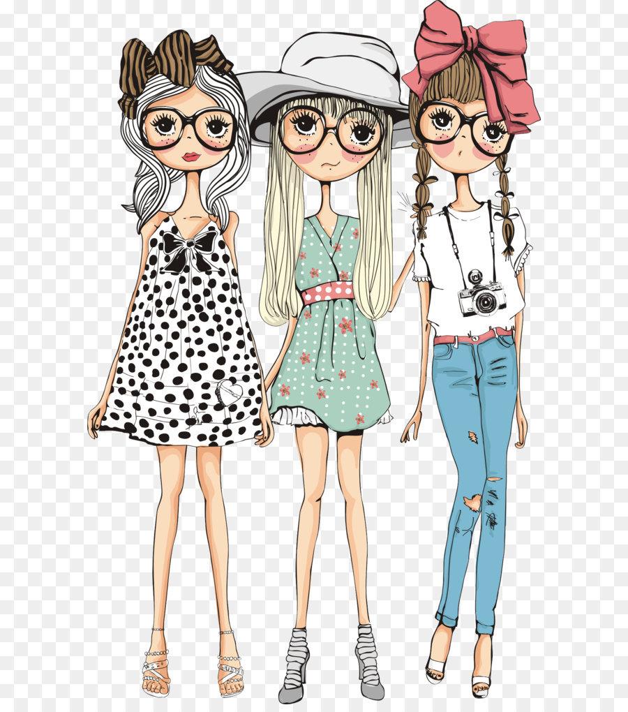 Three Beautiful Girls Png Download 1469 2280 Free Transparent