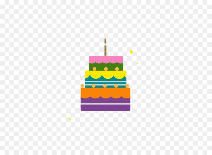 Flat Birthday Cake Png Download 10001000 Free Transparent