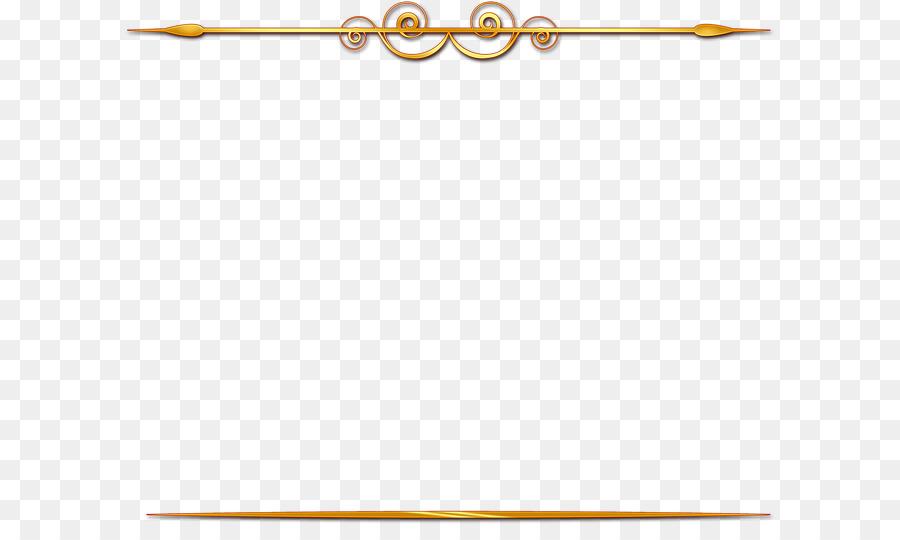 golden line png download 650524 free transparent