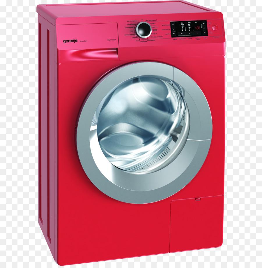 Washing machine Gorenje Kitchen Bathroom - Washing machine PNG png ...