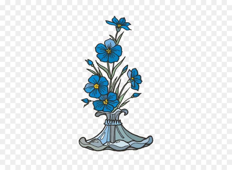 Vasecartoon Flowerflowers Png Download 800800 Free