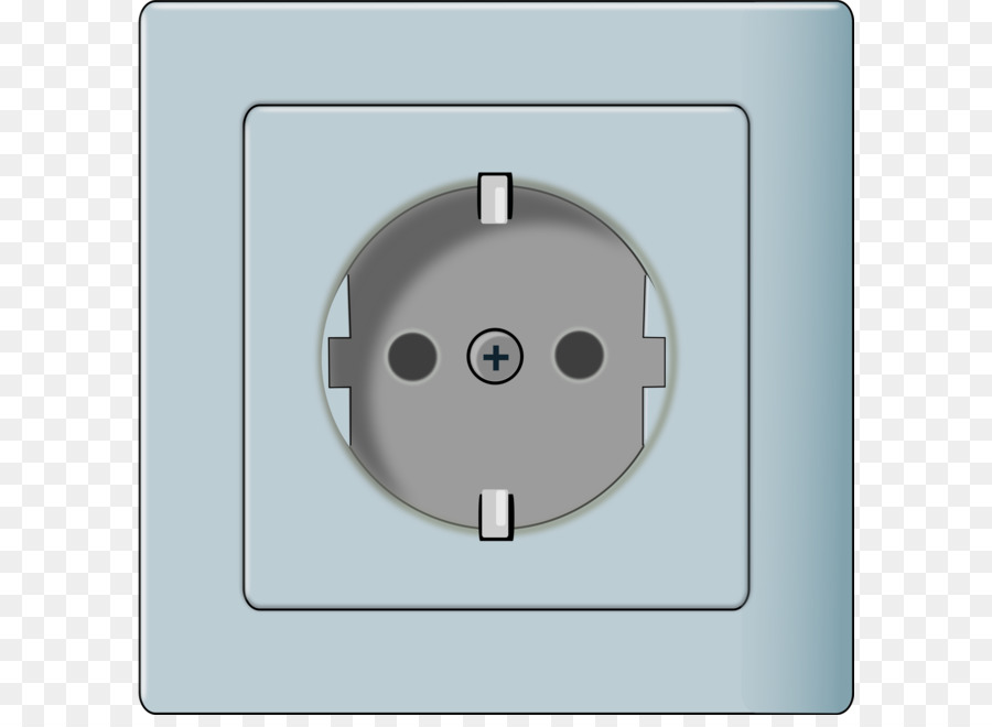 AC power plugs and sockets Network socket Electrical wiring Clip art ...
