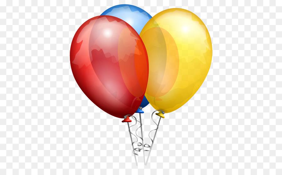 Palloncino Torta Di Compleanno Festa Di Clip Art Palloncino