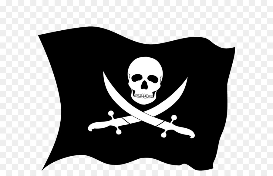 jolly roger piracy flag clip art pirate flag png png download rh kisspng com Pirate Girl Clip Art Softball Stitches Clip Art
