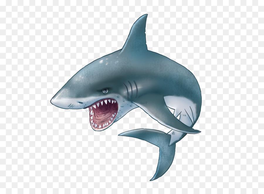 Hungry Shark Evolution Great White Shark Clip Art Shark