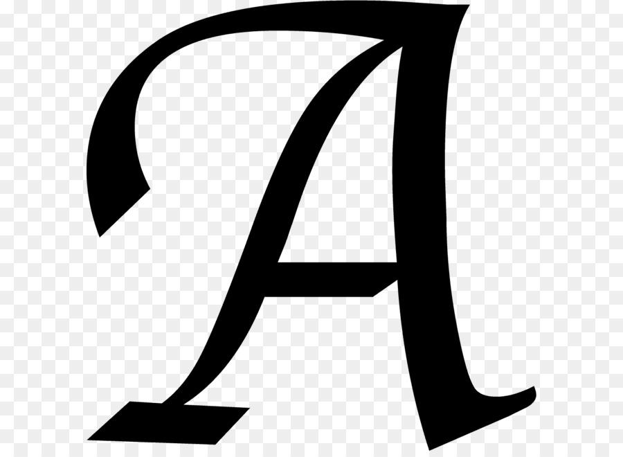 Letter Alphabet Monogram Clip Art Letter A Png Png Download 1150