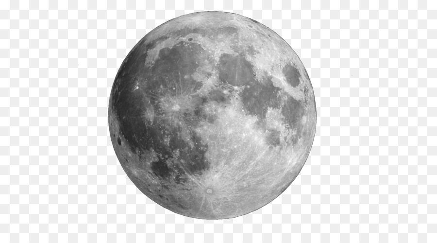 Natural Moon Images