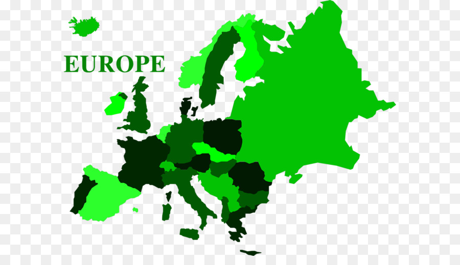 europe blank map vector map world map europe cliparts