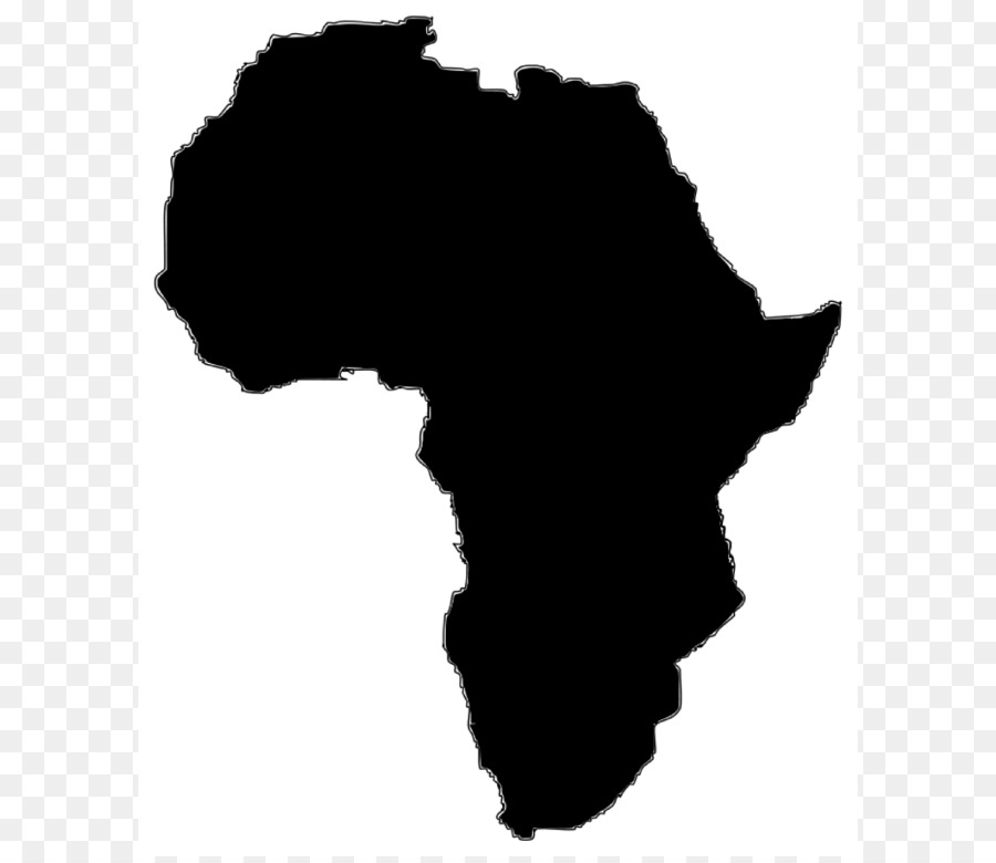 Africa Vector Map Clip Art   Africa Cliparts