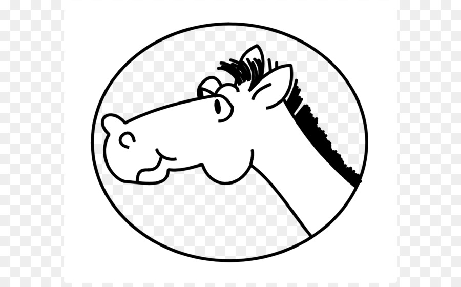 Cartoon Horse Pictures Png Download 958 814 Free Transparent