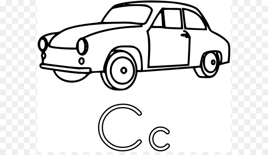 Car Coloring book Letter - Cartoon Race Car Pictures png download ...