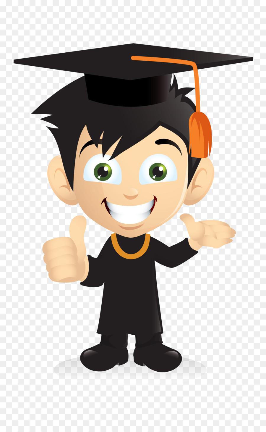 cartoon graduation ceremony clip art