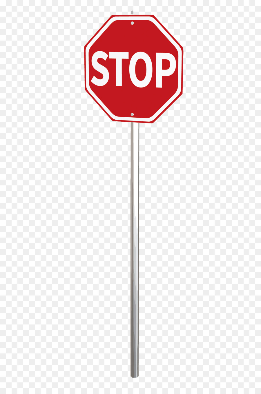 Stop Sign Traffic Sign - Vector Prohibited Traffic 1500 2250 Transprent Png Free Download