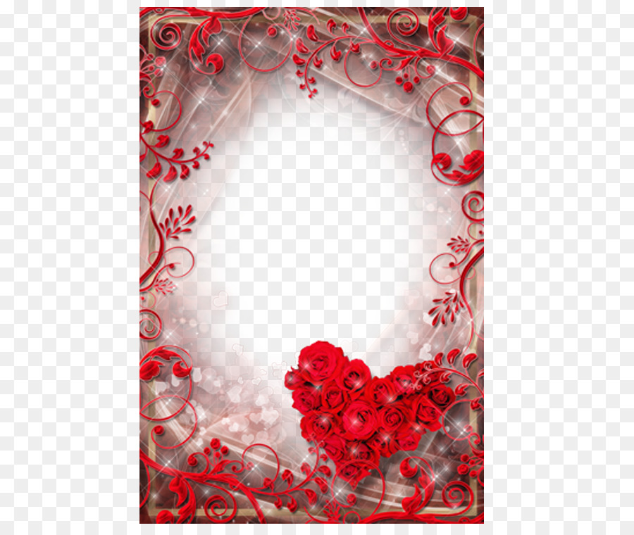 Birthday Android application package Picture frame - Romantic ...