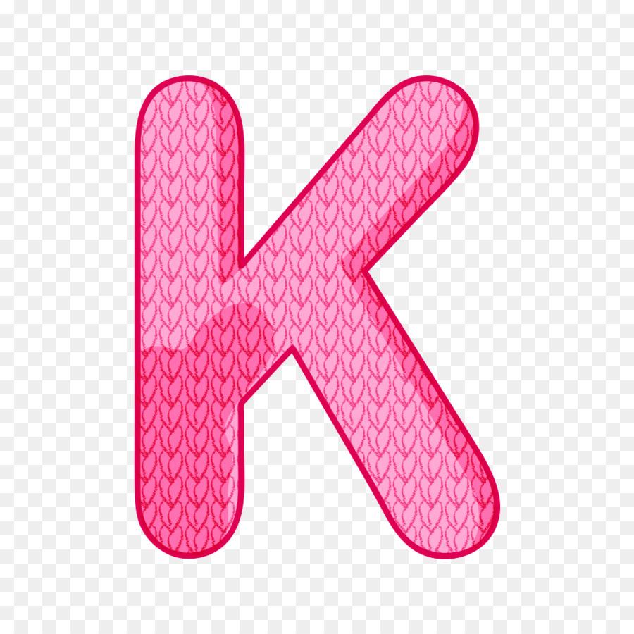 Letter Clip art - Letter K design png download - 1000*1000 - Free ...