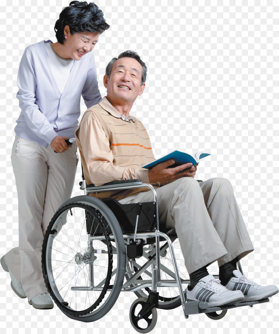 Old Age Wheelchair Child Assistive Technology