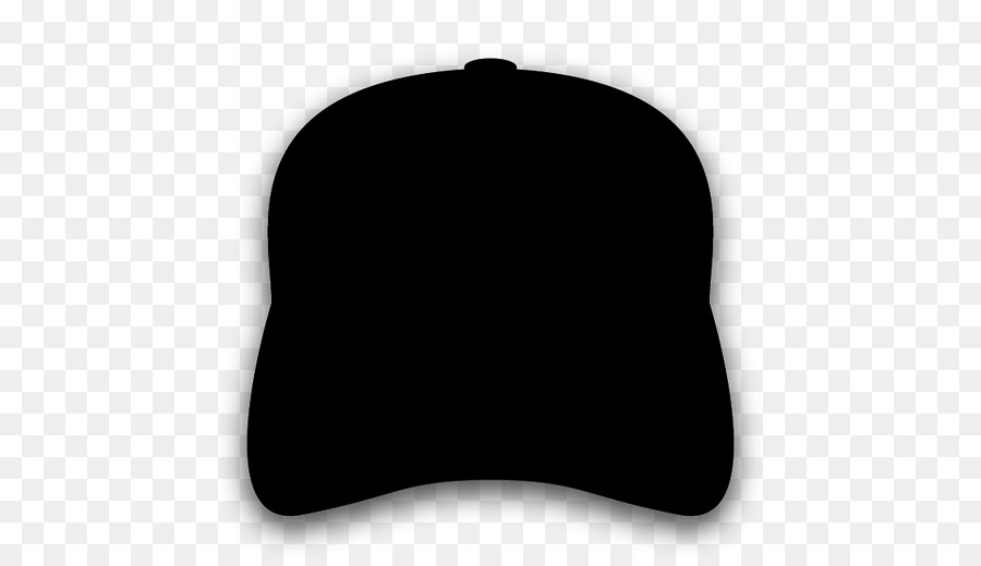 Black and white Font - Baseball cap template png download - 512*512 ...