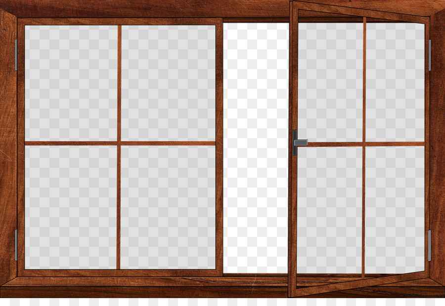 Window Glass Picture frame - Sliding doors and windows png download ...