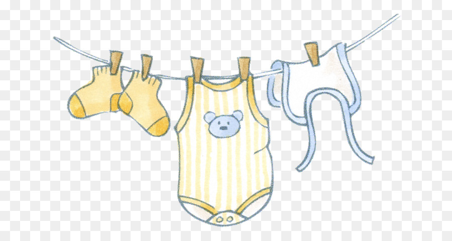 infant clothing clip art hanging baby clothes png download 800