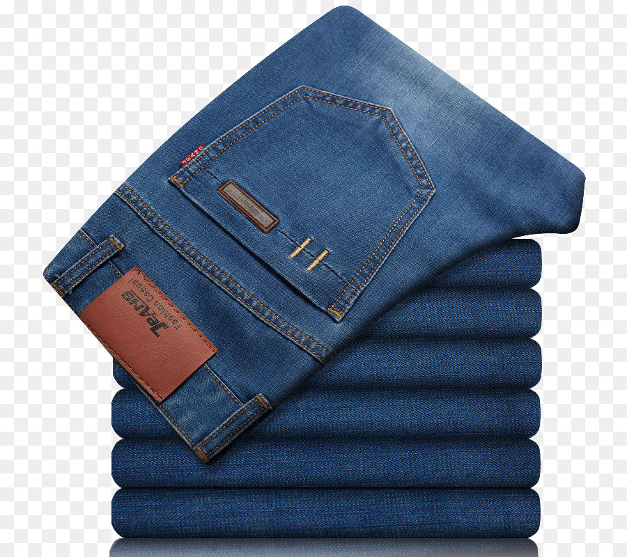 Blue Jean Shirt For Men
