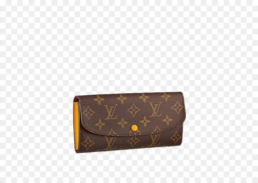 Wallet Louis Vuitton Handbag Leather Monogram Louis
