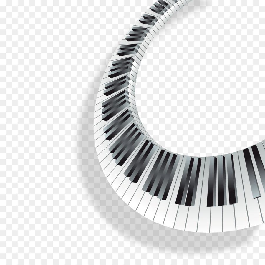 Piano Musical Keyboard Piano Keys Png Download 22092190 Free