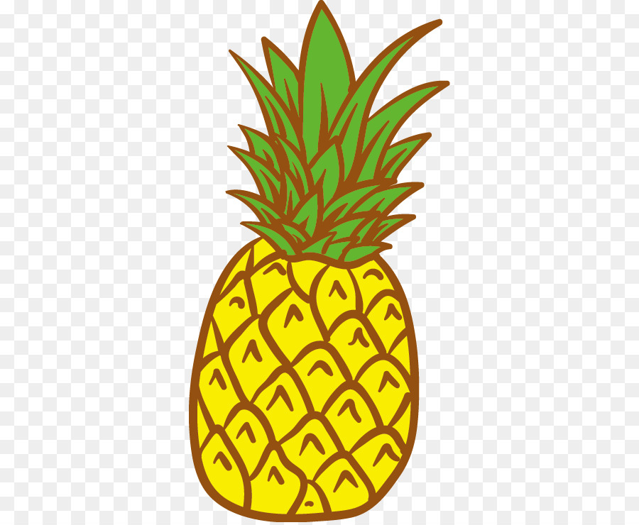 pineapple clip art vector pineapple png download 368 736 free rh kisspng com pineapple clip art images pineapple clipart cute