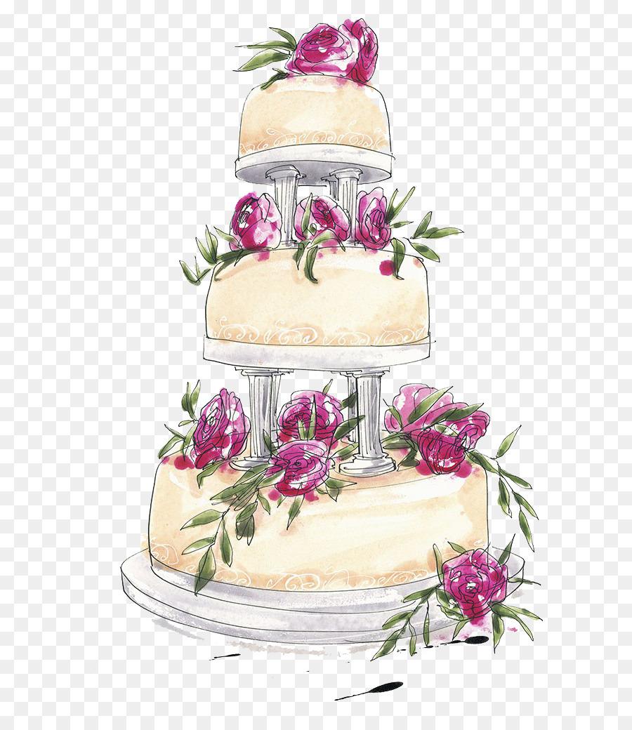Wedding cake Birthday cake Layer cake Chocolate cake - Wedding cake ...