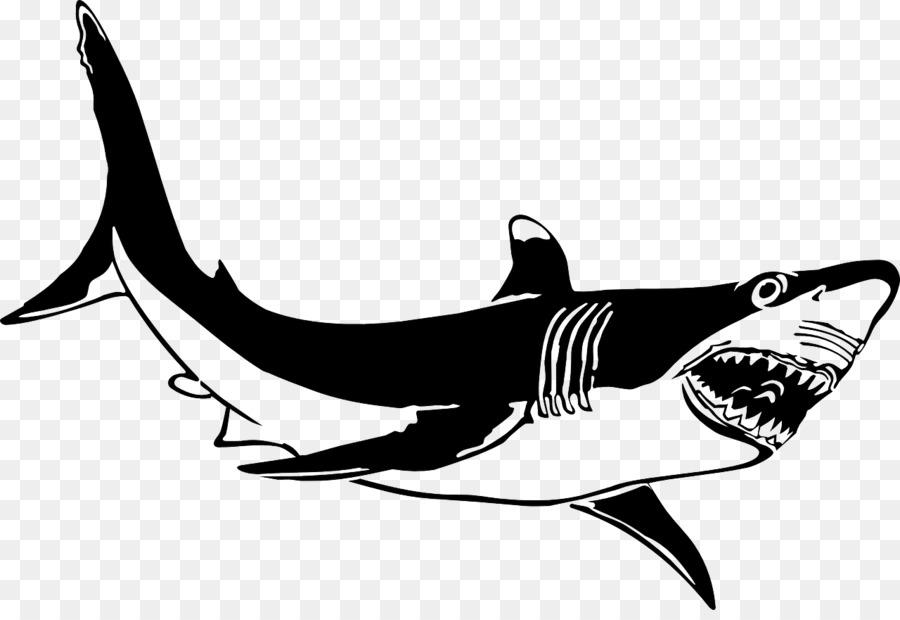 Gran tiburón blanco Lamniformes tiburón Toro, tiburón Tigre Clip art ...