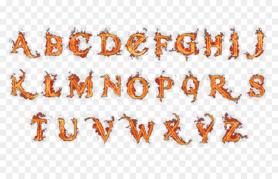 Alphabet Letter Flame Fire Flame Letter Png Download
