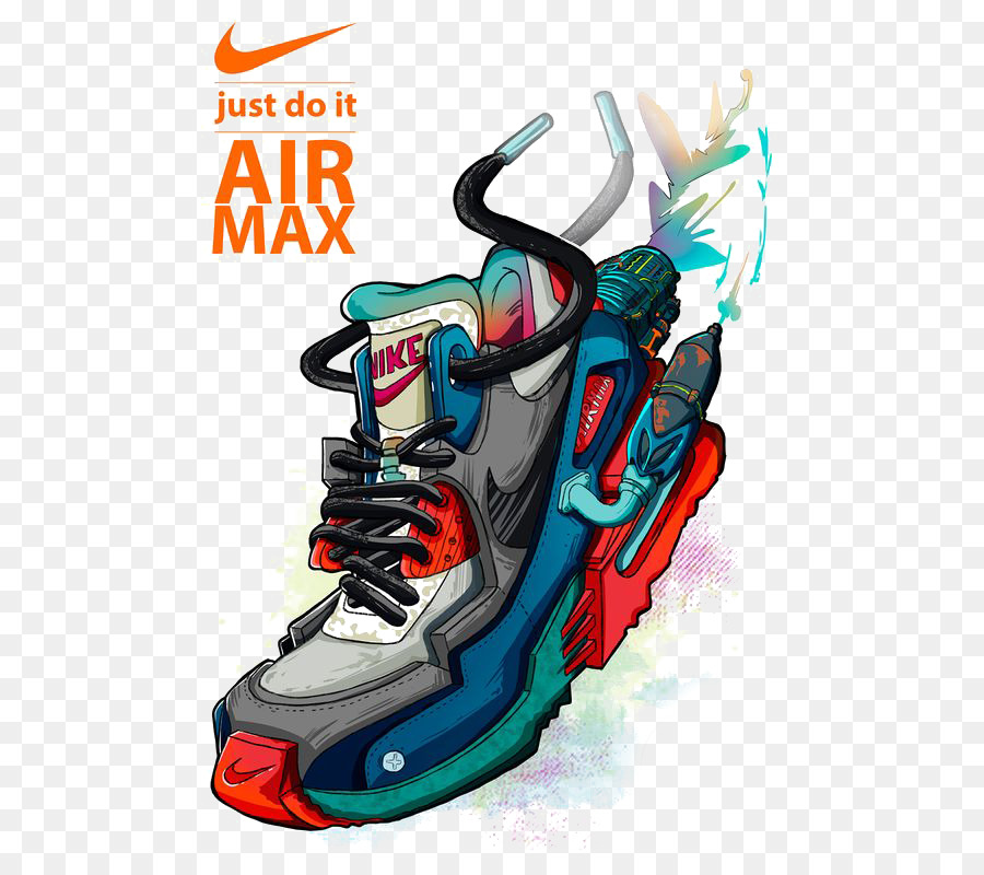 Sneakers Shoe Nike Air Max Air Jordan - Nike running shoes png download -  564 797 - Free Transparent T Shirt png Download. 139554cff528