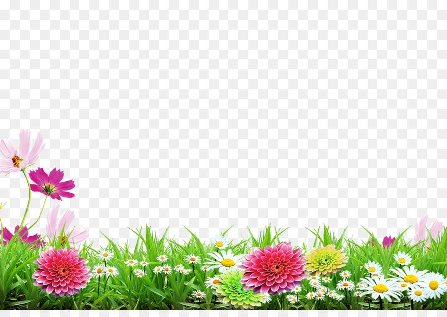 Poster - Spring background poster png download