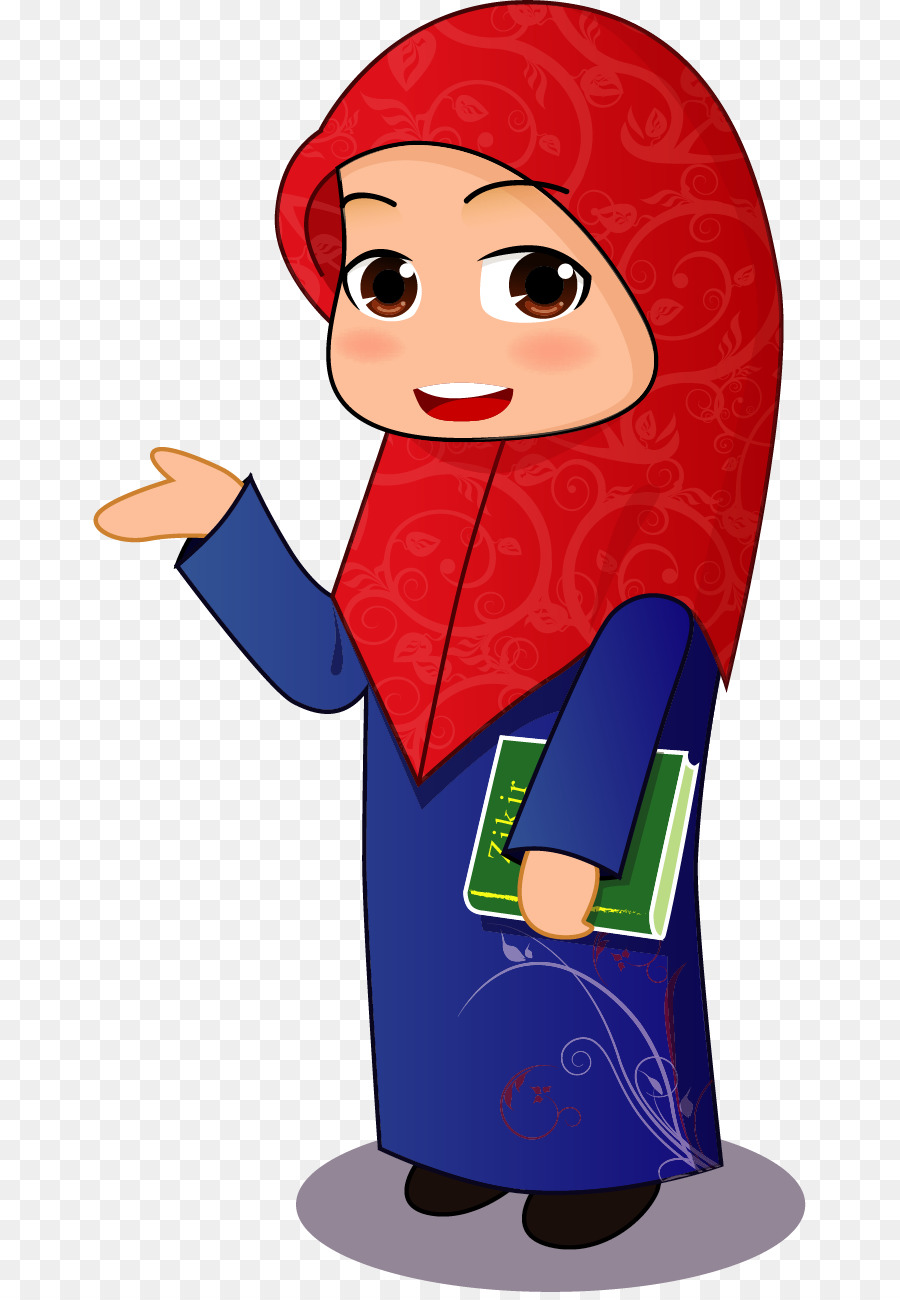 muslim islam hijab clip art vector painted islamic girls png rh kisspng com muslim clipart cute muslim clipart