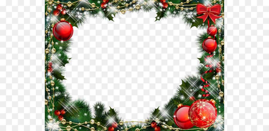 Adorno de navidad árbol de Navidad - La Fantasía De La Navidad Marco ...