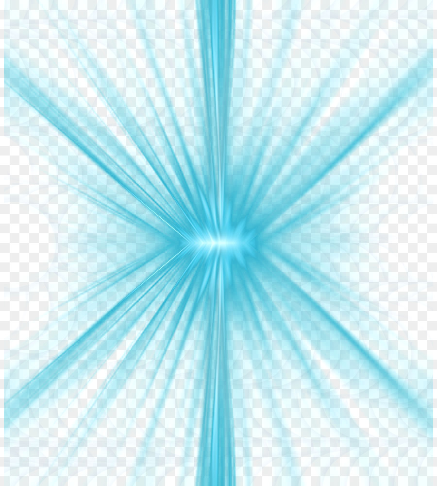 Light Background Radiation Blue