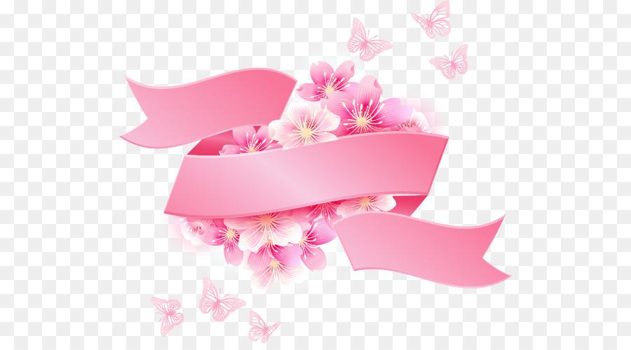 Cherry blossom flower cherry ribbon banner png download 560490 cherry blossom flower cherry ribbon banner mightylinksfo