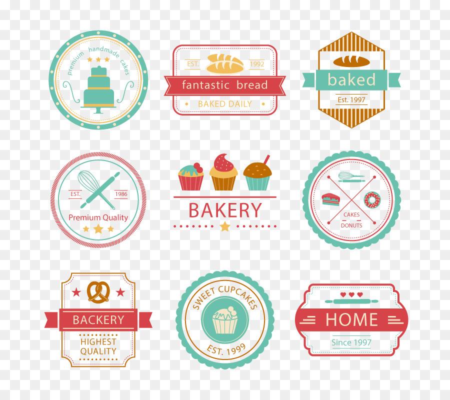 bakery logo baking vector cake logo png download 800