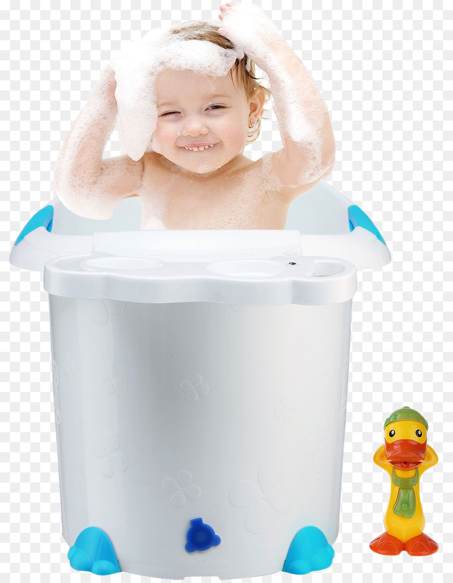 Bathing Infant Child - Baby bathtub png download - 868*1160 - Free ...