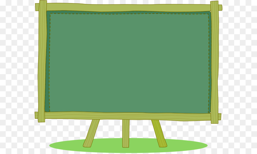 Cartoon Blackboard Download - Small green chalkboard png download ...