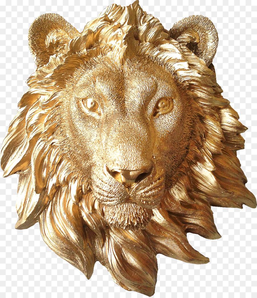 Lion Saraswati Sculpture Youtube Statue Gold Lion Head