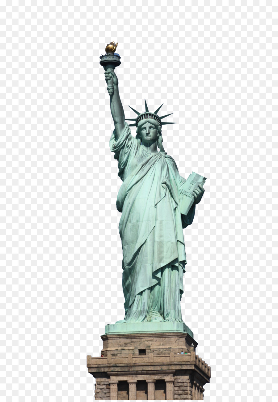 Statue Of Liberty Freedom Monument Usa Statue Of Liberty Png Download 2641 3794 Free