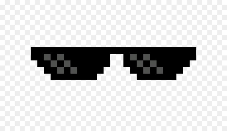 99d9c130cc30 Chroma key Download Glasses - Pixel sunglasses png download - 1920 1080 -  Free Transparent Glasses png Download.