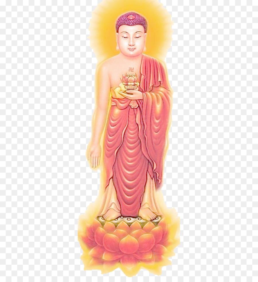 longer sukhāvatīvyūha sūtra amitābha nianfo buddhahood buddhism