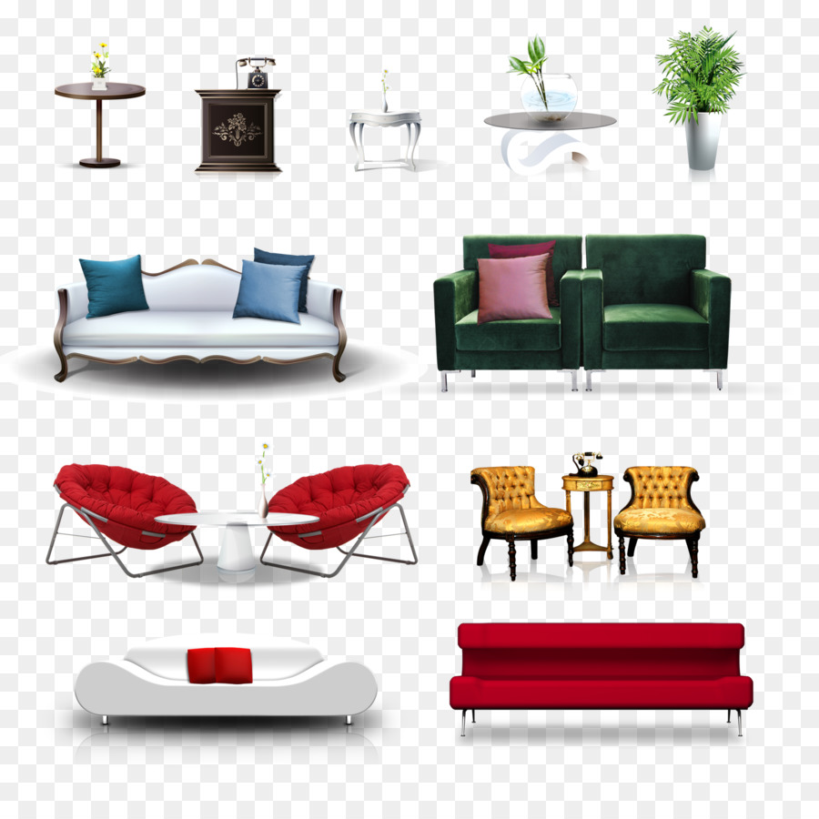 Table Furniture Living Room Chair Furniture Vector 87439 on 87439