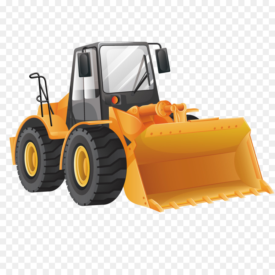 car truck illustration vector bulldozer png download 1200 1200