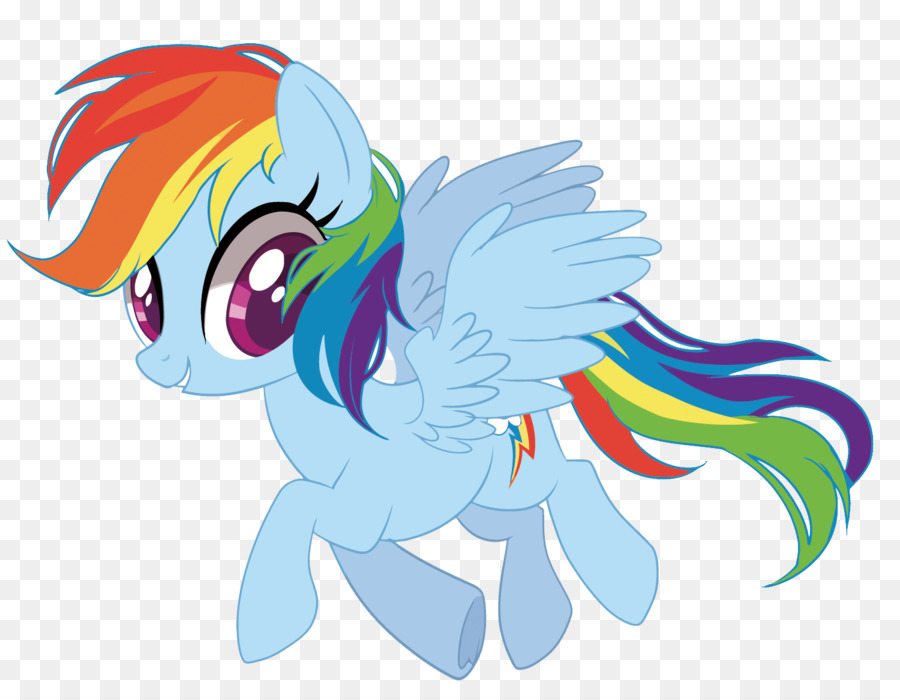 pony rainbow dash twilight sparkle fluttershy horse