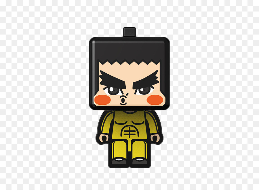 Square shape Bruce Lee png download - 676*657 - Free
