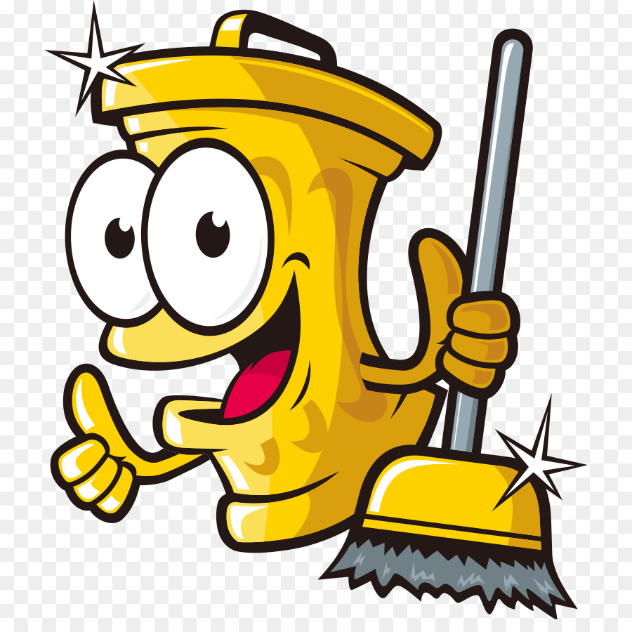 cartoon waste illustration sweeping trash png download smiley clip art colors smiley clip art colors