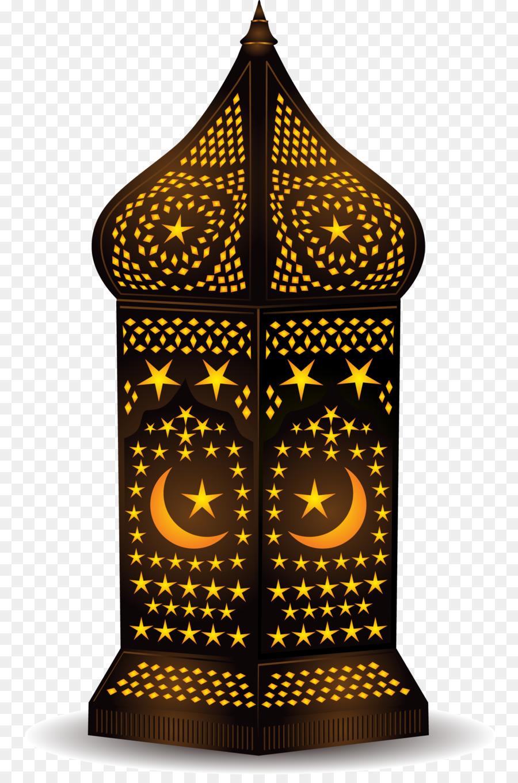 Lantern Ramadan Eid al-Fitr Fanous Clip art - Islamic lamp png ... for Islamic Lantern Png  67qdu